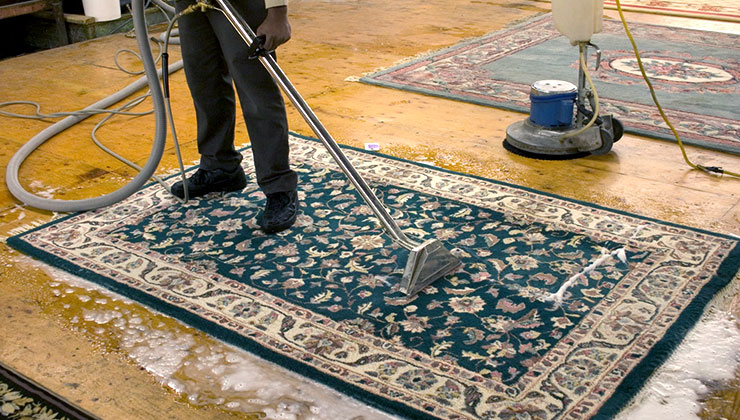 Carpet Cleaning: 2-Step Treatment for Spills and Spots