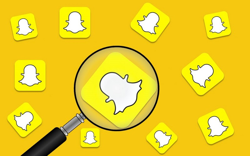 How to find someone on Snapchat?