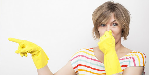 How to get rid of paint smell