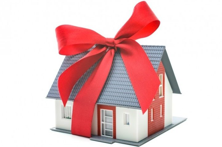 Gifting a property