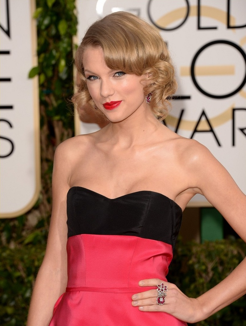 Taylor Swift height, weight and other parameters of the figure