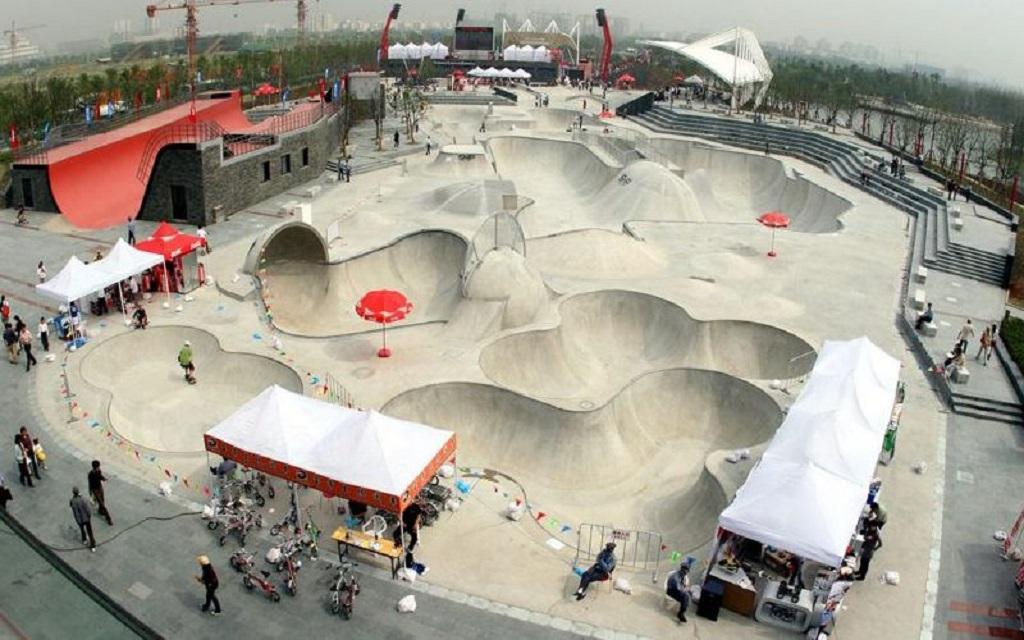Best Skateparks