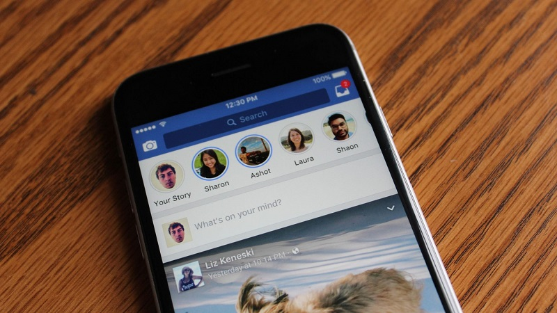 Can you view a Facebook story without them knowing?