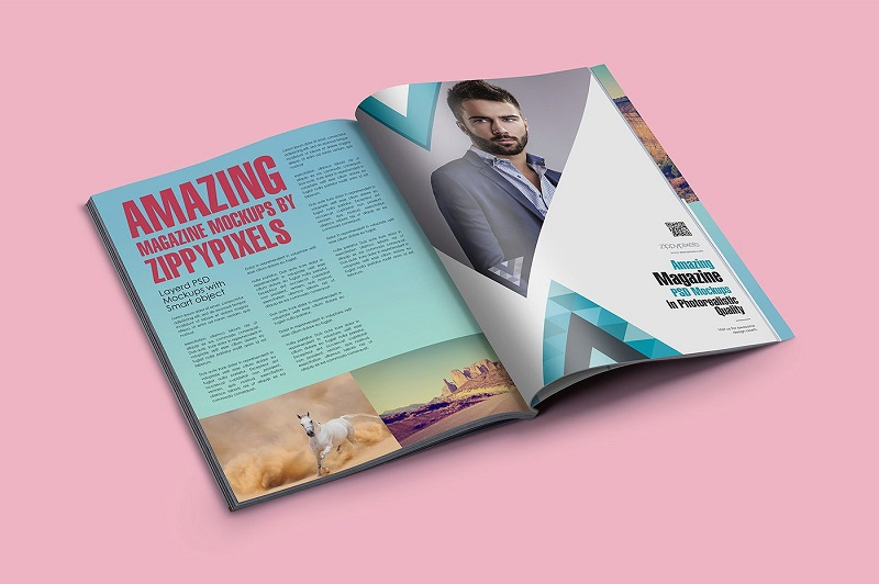 successful magazine