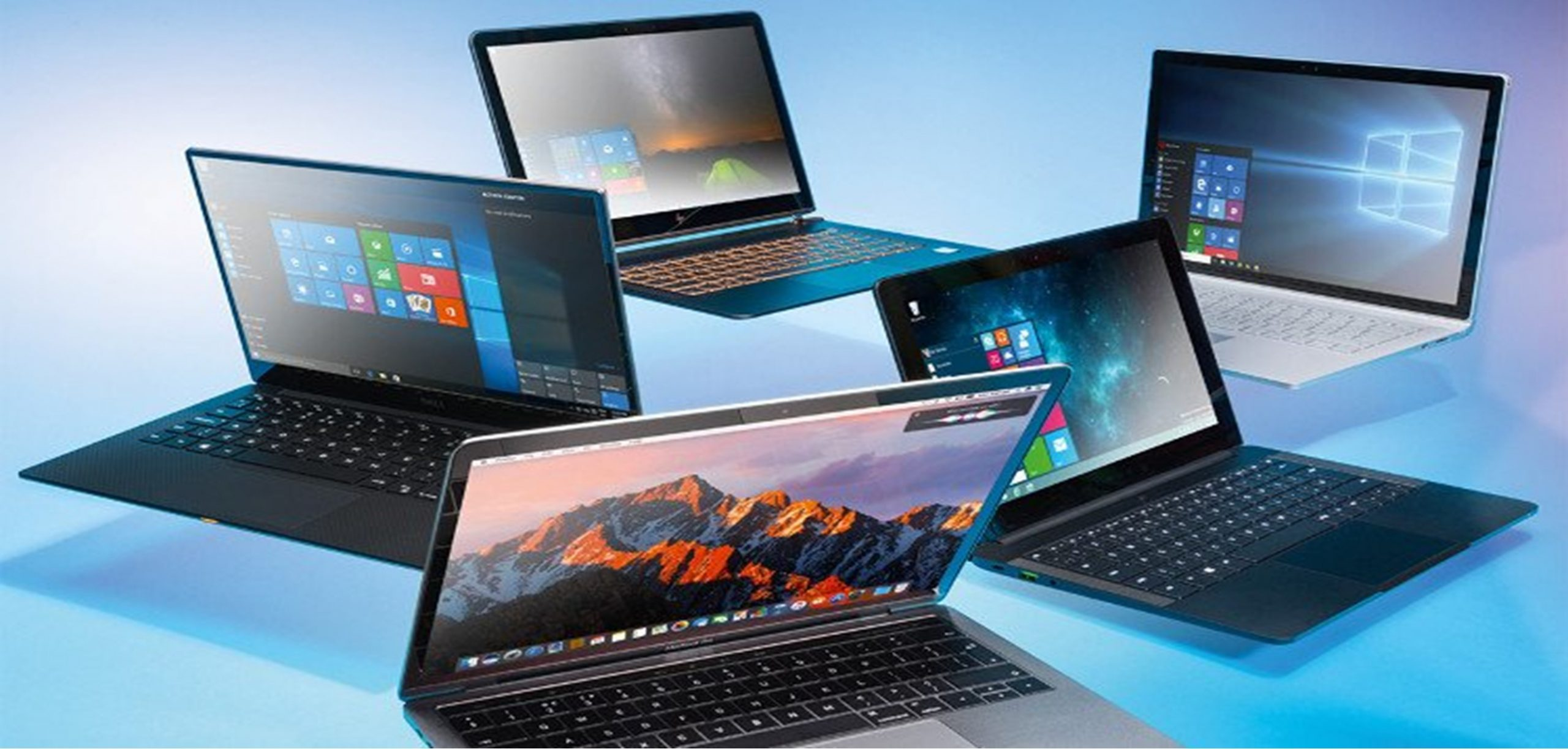 Top 10 Laptops