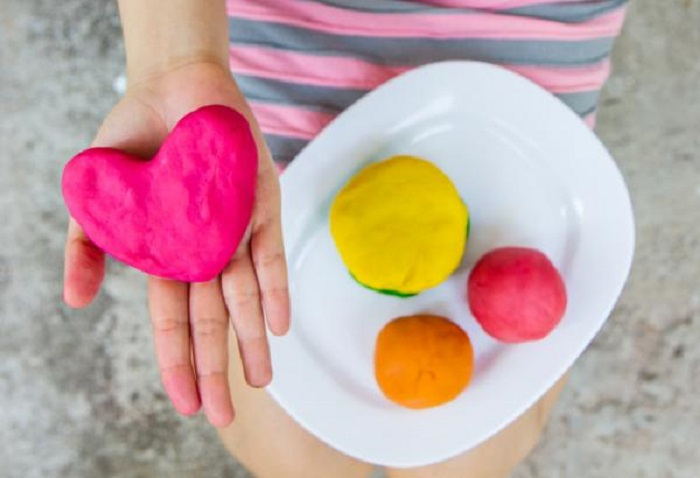 how to soften playdoh