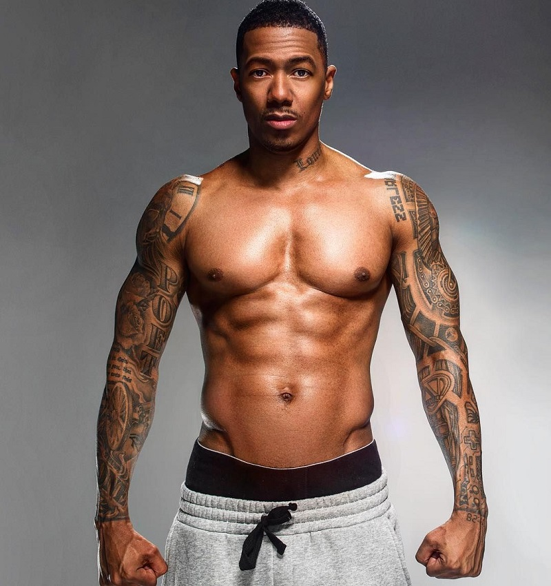 Nick Cannon height