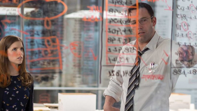 What is the film 'the Accountant' about?