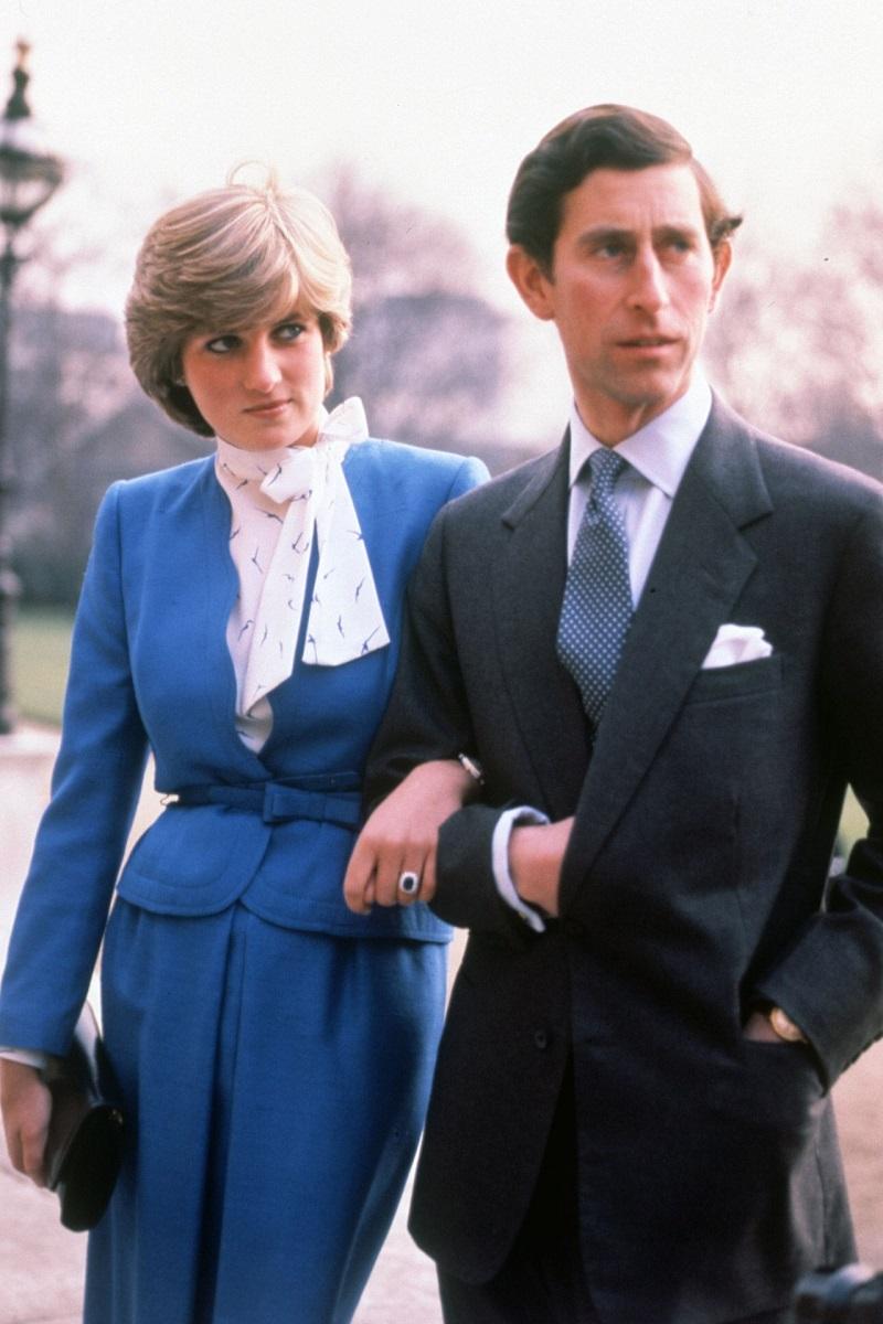 Princess Diana height