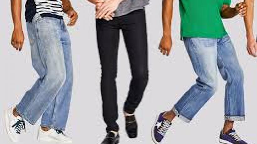 Mens Levi Premium Jeans – Affordable Men's Leisure Wear