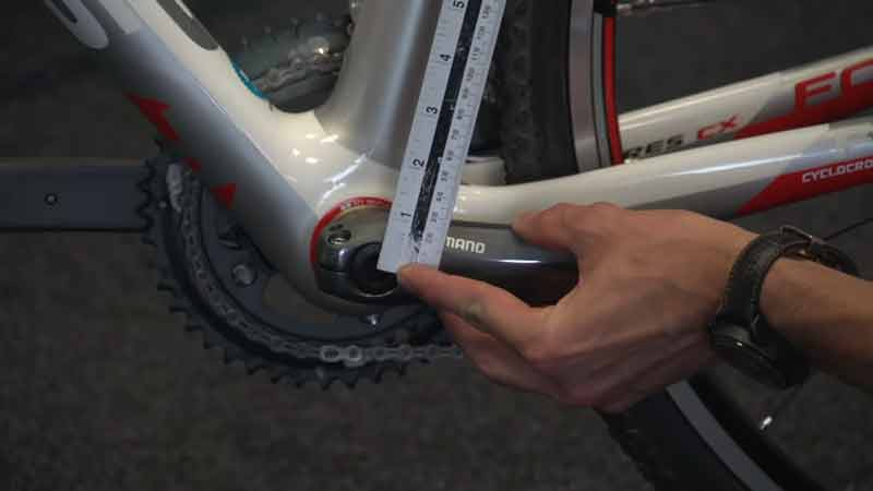 Mountain Bike Size Fix It
