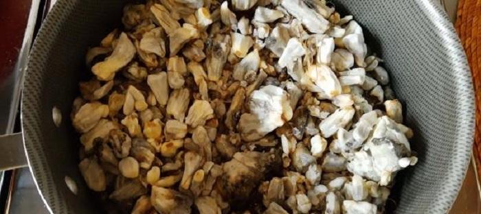 huitlacoche recipe