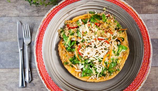 Quinoa Chaufa