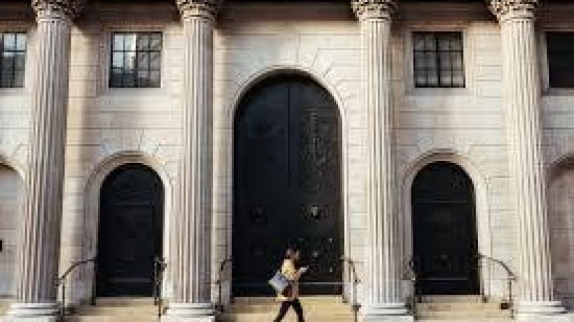 Three of Britain's Most Famous Doors