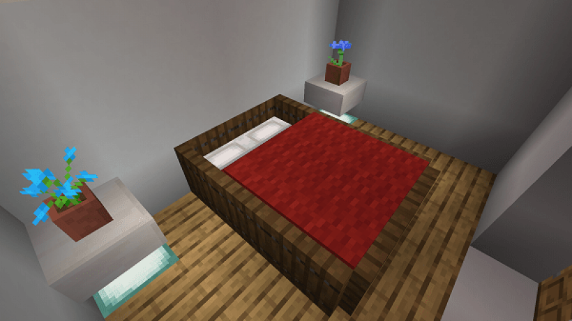 How To Make A Bed In Minecraft?